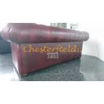 Williams XL Antikrot 3-Sitzer Chesterfield Sofa