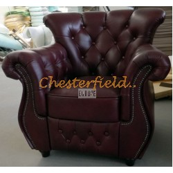 Monk Antikrot (A7) Chesterfield Sessel