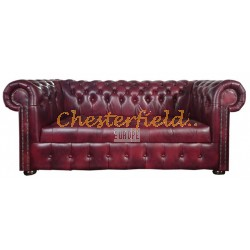 Williams  Antikrot 3-Sitzer Chesterfield Sofa