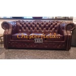 Windsor Antikrot 3-Sitzer Chesterfield Sofa