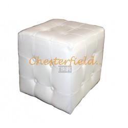 Chesterfield Würfel Weiss K1