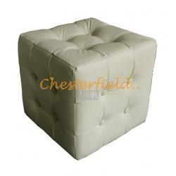 Chesterfield Würfel Off White K2
