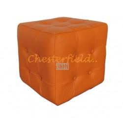 Chesterfield Würfel Orange K6