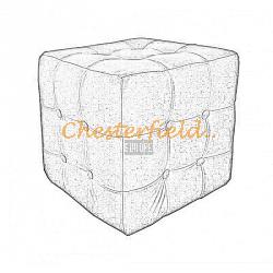 Chesterfield Würfel