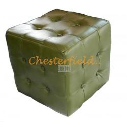 Chesterfield Würfel Olive (S14)