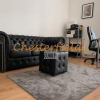 Chesterfield Classic schwarz sofa