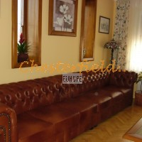 Chesterfield 6 sitzer sofa