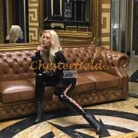 Chesterfield 4 Sitzer Sofa