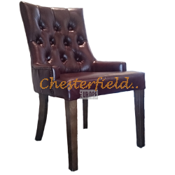 Como Antikrot Chesterfield Stuhl
