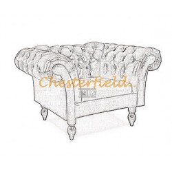 Diva Chesterfield Sessel