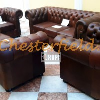 Chesterfield garnitur