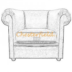 London Chesterfield Sessel
