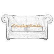 London 2er Chesterfield Sofa (3)