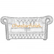 Lord 2er Chesterfield Sofa (8)