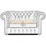 Mark 2er Chesterfield Sofa (4)