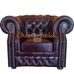 Windsor XL Antikrot (A7) Chesterfield Sessel