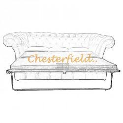 Windchester 3er Chesterfield Schlafsofa